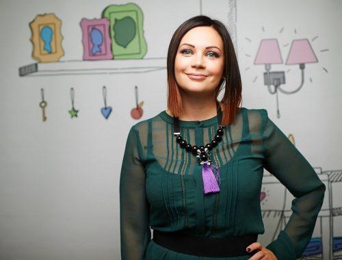 Юлия Монятовская Центр здорового материнства