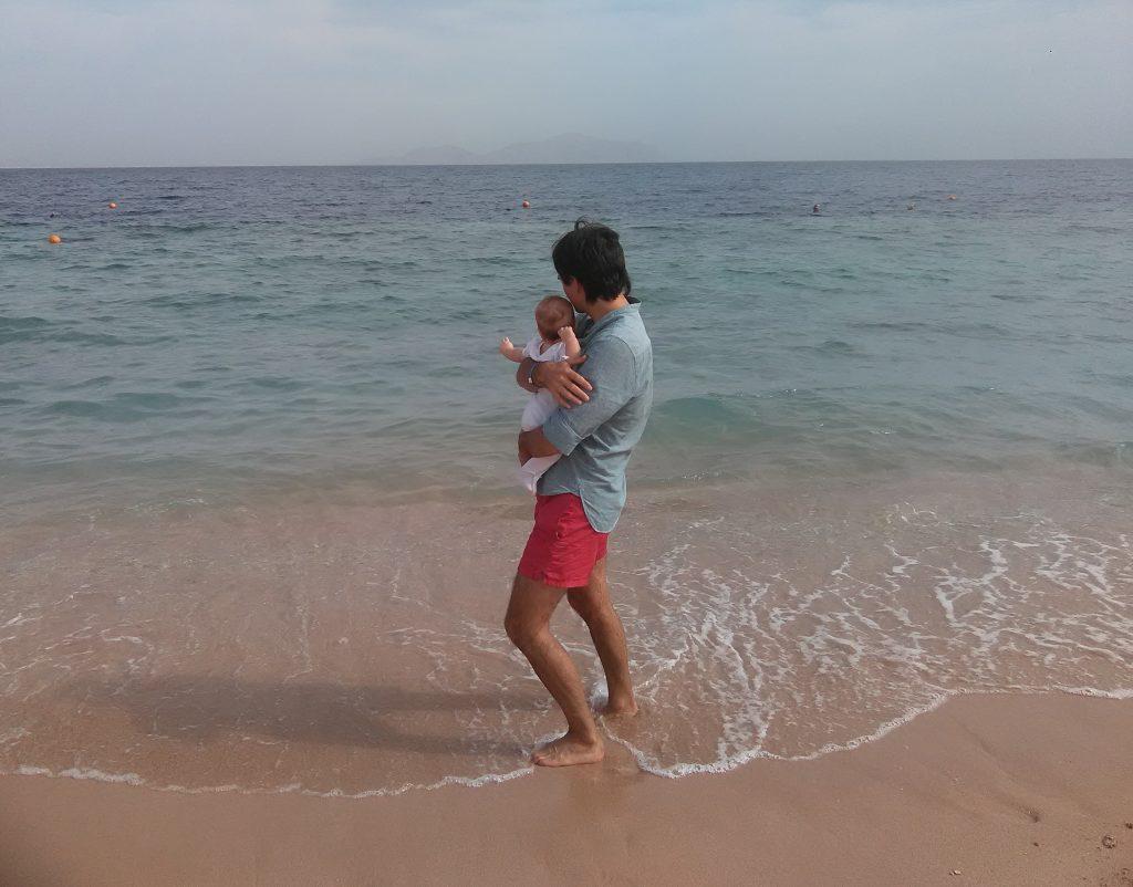 в Египет с ребенком
