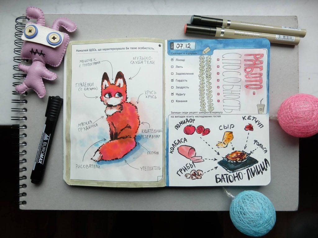 я дневник