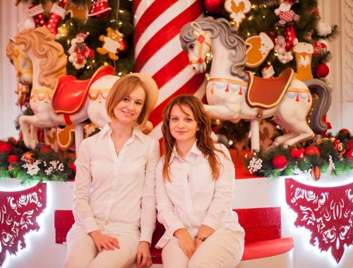 Настя Тютина агентство по организации детских праздниковMaking Memories