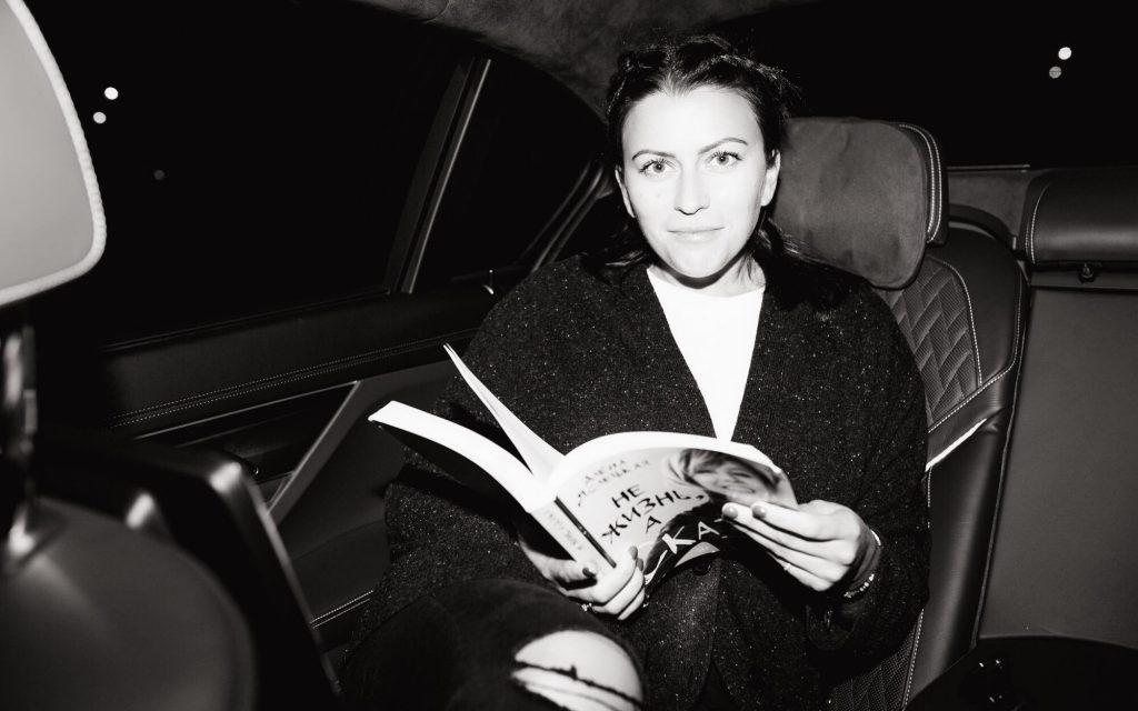 Alena Gudkova kuraz bazar