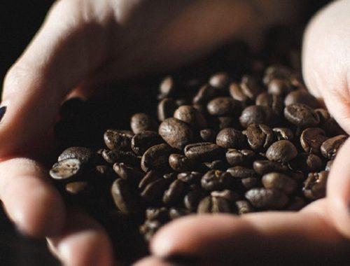 обжарка кофе своими руками