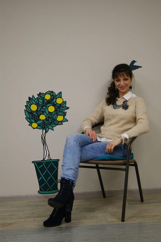 Виктория Козумляк организация домашнего пространства