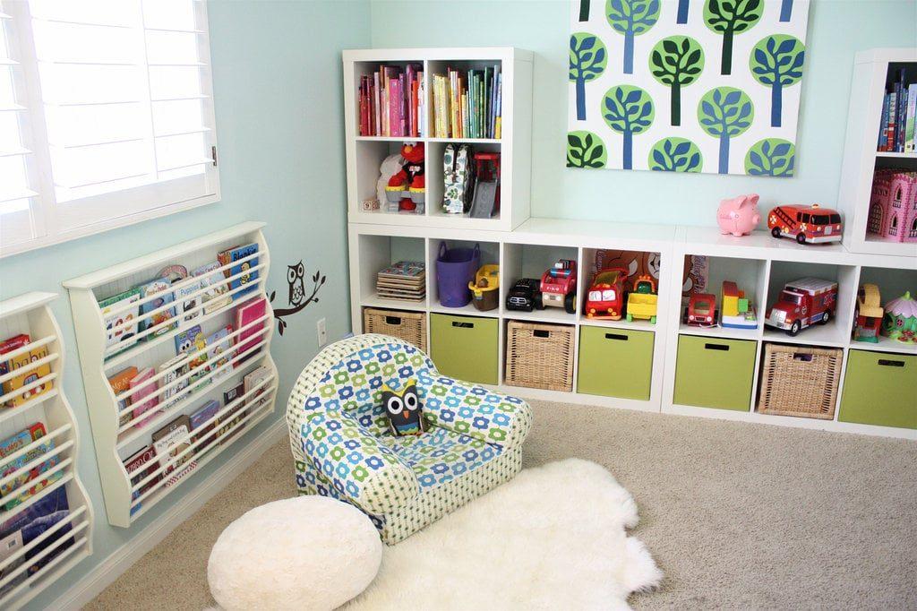 организация детского пространства