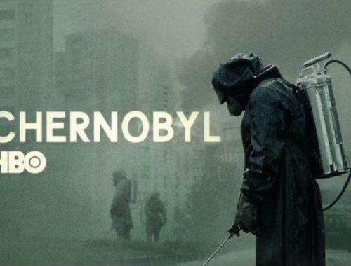 Сериал Чернобыль от HBO